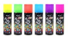 Peppy Neon Party Silly Strings Crazy Colorful Spray Streamers String free uk p+p
