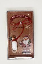 Christmas White Snow Dust Christmas Eve Activity Jar Santa