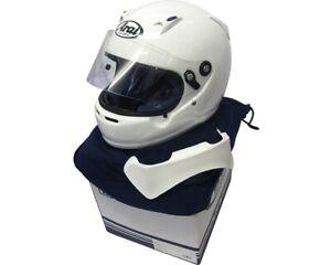 Arai CK-6 Racing Helmet CMR Large with FREE SPOILER UK KART STORE