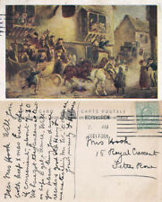 York Posted Pre - 1914 Collectable English Postcards