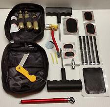 Tyre Repair Kit 25 Piece for Motorcycle, 4x4, Car, Motorhome, Trailer & Truck
