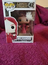 Melisandre Funko Pop 42 In Box Game Of Thrones