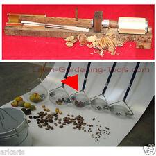 Inertia Pecan Nut Cracker/Sheller Pecans Cracking + Small Nut Picker Upper