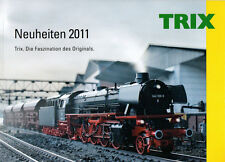 TRIX - MINITRIX NEUHEITEN PROSPEKT 2011 mit PREISLISTE!