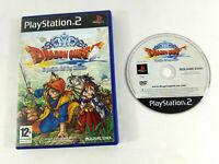 Jeu Playstation 2 PS2 Espagnol  Dragon Quest L'Odyssee du Roi Maudit Envoi suivi