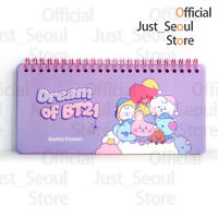 Official BTS BT21 Baby Daily Weekly Planner +Freebie + Free Tracking KPOP