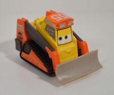 "Avalanche the Bobcat Bulldozer Plow 3.25"" Mattel Diecast Disney Pixar Cars"