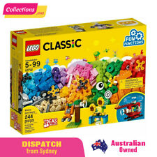 GENUINE LEGO Classic: Bricks and Gears - 10712 - FAST FREE SHIPPING FROM SYDNEY!