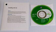 iLife '05 Install CD for Older Macintosh