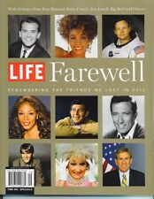 Magazine:  LIFE:  Farewell: Remembering The Friends We Lost in 2012 - Whitney