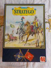 STRATEGO Jumbo 493, 1983 Strategie-Spiel für 2 Spieler  vollständig