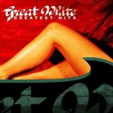 "GREAT WHITE ""GREATEST HITS"" CD NEW+"