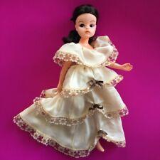 Sindy Super Fashions Ball Gown 1981 Emanuel HTF cream dress #43026 ShimmyShim