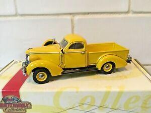 Matchbox YTC05 1938 Studebaker Coupe Express K Model Pickup, Boxed, 1:43 Yellow