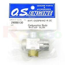 CARBURETTOR BODY 61F OS SPEED 91HZ-R 3C # OS29088130 O.S. Engines Genuine Parts