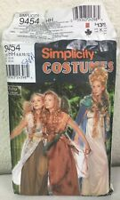 Simplicity Costumes Pattern #9554 MISSES FAIRY COSTUMES sewing crafts