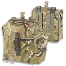 MTP MULTICAM PLCE MINIMI POCHETTE DE MUNITIONS BRITISH ARMY SANGLE MITRAILLEUR