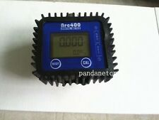 1 PCS Fuel Diesel Gasoline Kerosene Oil Oval Gear Flow Meter  1/2'' NEW
