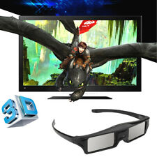 Active 3D Glasses for Sony 3D TV Panasonic Samsung Lightweight Blue-tooth RF US