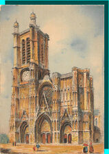 CPSM - TROYES - La cathedrale
