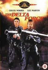 The Delta Force (Chuck Norris) New DVD Region 4