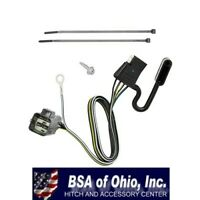 Tekonsha Trailer Hitch Wiring Tow Harness For GMC Acadia All 2017 2018 2019
