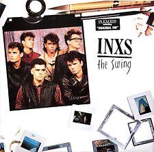 INXS LP The Swing - France (EX+/M)