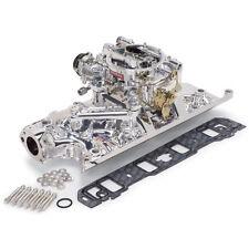 Edelbrock 20314 Intake Manifold/Carburetor Kit; Performer for Ford 289/302 SBF