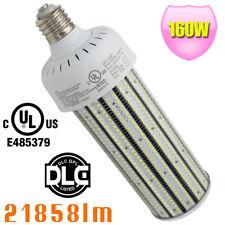 160W LED Corn Bulb Light Mogul Base Replace 500W Metal Halide HPS 6000K UL DLC