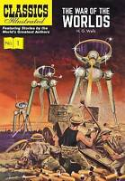The War of the Worlds (Classics Illustrated), Wells, H. G., Very Good Book