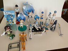 Rei Ayanami Evangelion Neon Genesis Lot of 15 Figures
