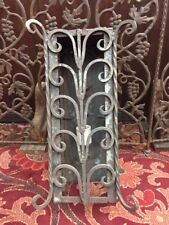 Spanish Style Exterior Iron Wall Sconce