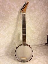 Vintage Hohner Professional 6 String Banjo w/ Modified Neck No Case