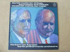 Bartók - Music for Strings, Percussion & Celesta - Berlin - Karajan (0888)