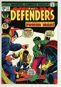 Defenders 17 - Cool Cover - 1st Appearance - High Grade 8.5 VF+