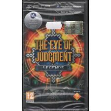 The Eye Of Judgment Legends Videogioco PSP Sigillato 0711719159865
