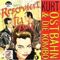"""KURT OSTBAHN """"RESERVIERT FIA ZWA (REMASTER)"""" CD NEU"""