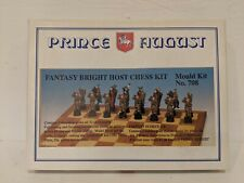 Prince August - Fantasy Bright Host Chess Set (Mould Kit No. 708)
