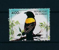 [102966] Congo Brazzaville 1993 Bird vogel oiseau From sheet MNH