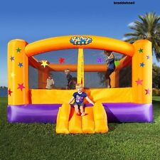 Inflatable Bounce House Moonwalk Bouncer Jump Party Commercial Slide Trampoline