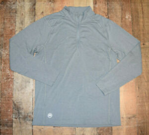 Travis Mathew Yanks 1/4 Zip Golf Pullover Performance Stretch Jacket Size Large