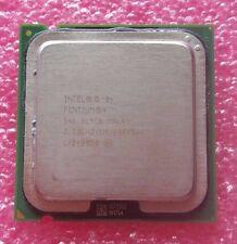 Intel Pentium 4 IV 3.20ghz 1mb 800mhz Socket Socket LGA 775 CPU Processor