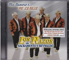 Los Razos de Sacramento y Reynaldo Mis Numero 1 Pa La Raza CD New Nuevo