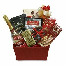Valentine's Day Chocolate & Nuts Gift Basket - Share the Love