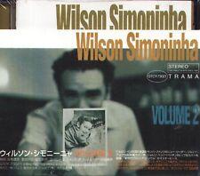 WILSON SIMONINHA - VOLUME 2 - Japan CD - NEW - 15Tracks