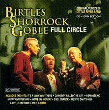 Birtles, Shorrock & Goble - Full Circle (CD/DVD DOUBLE)