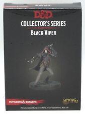 D&D GF9 71072 Black Viper (Collector's Series) Female Rogue Thief Assassin