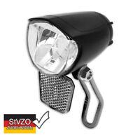 70 LUX LED Fahrrad Scheinwerfer E-Bike 6V-48V Akku Reflektor K1274
