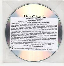 (GO837) The Chevin, Champion - 2011 DJ CD