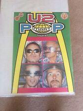 Huge Vintage U2 Tour 97 Original Rock Promo Music Poster Memorabilia